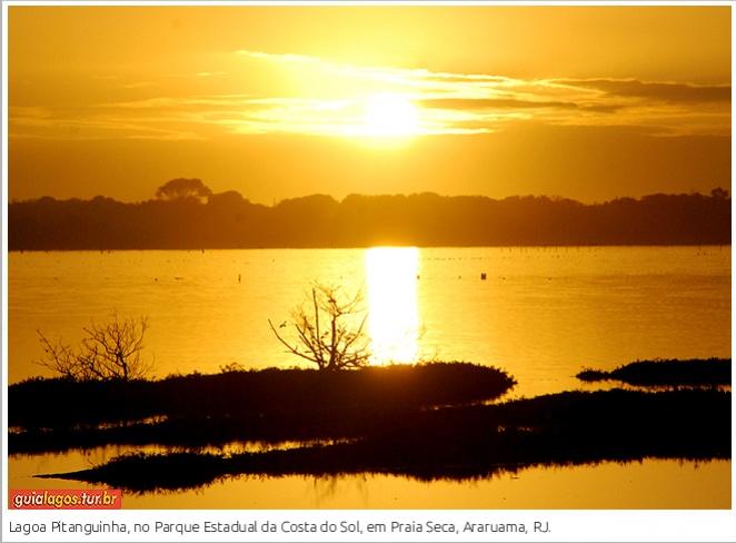 Lagoa da Pitanguinha / PECS Praia Seca
