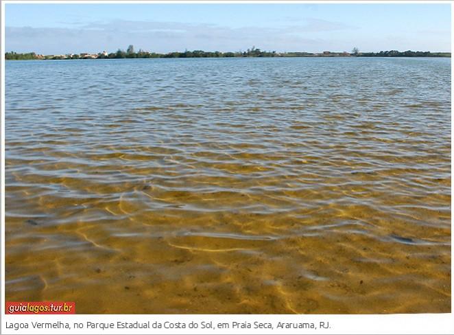 Lagoa Vermelha / PECS Praia Seca