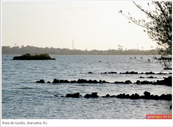 Praia do Gavião