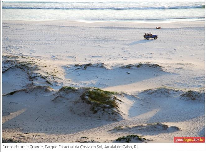 Dunas Praia Grande