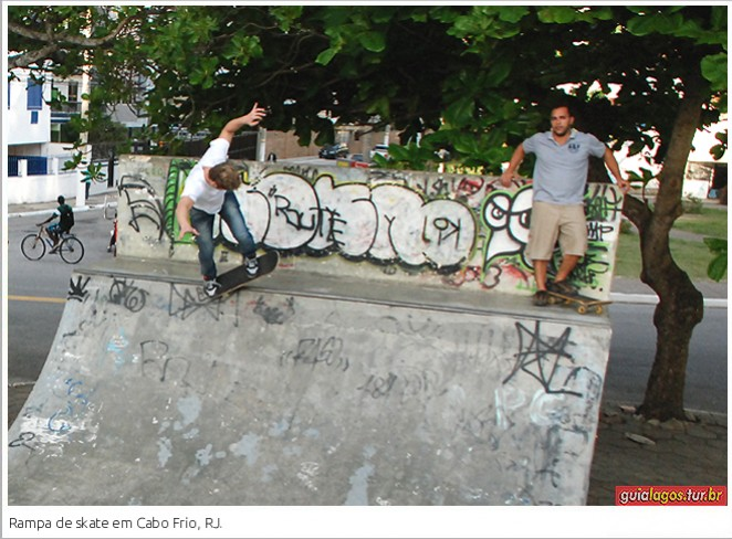 Mini Rampa de Skate