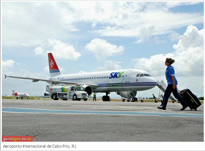 Aeroporto Internacional de Cabo Frio