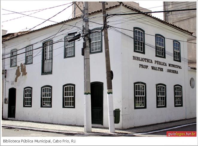 Biblioteca Municipal Pública