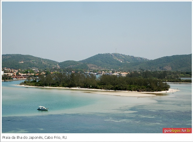 Praia Ilha do Japonês