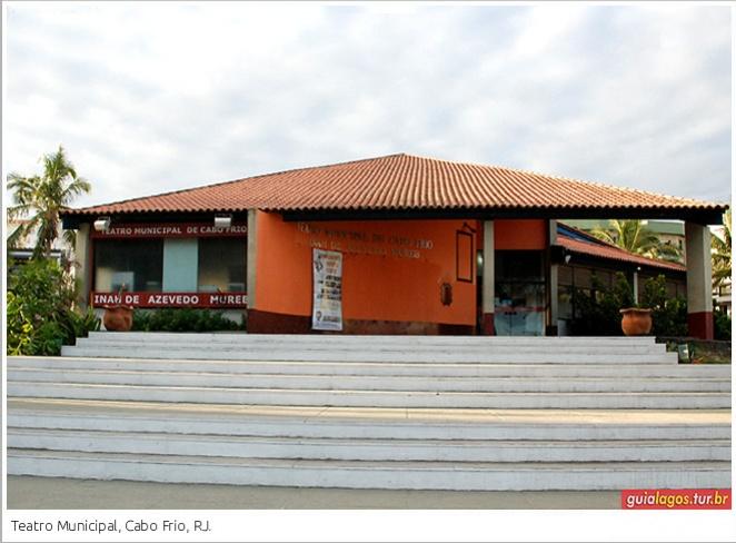 Teatro Municipal Inah de Azevedo Mureb
