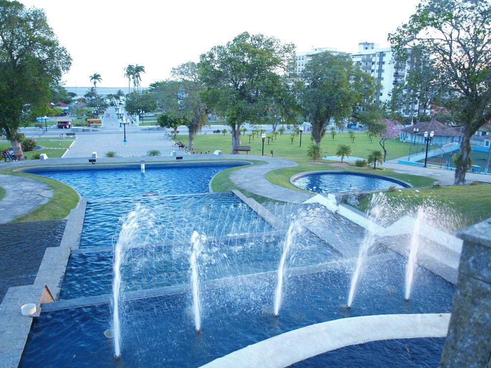 Praça Antônio Raposo e Parque Menino João Hélio