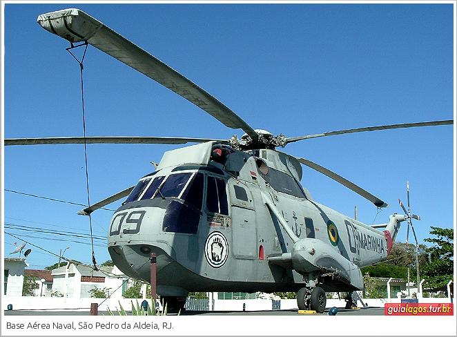 Base Aérea Naval na Marinha