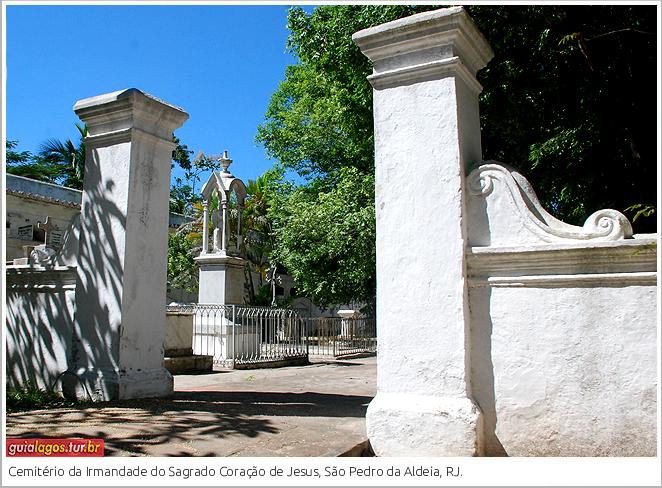 Cemitério da Irmandade do Sagrado Coração de Jesus