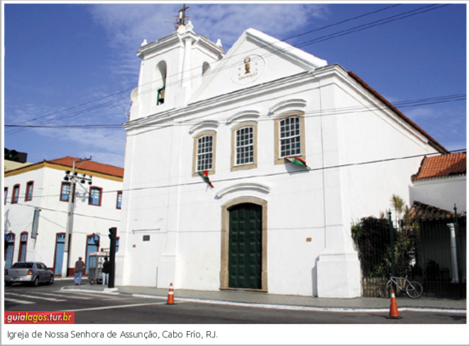Igreja Matriz N. Sr.a Assunção