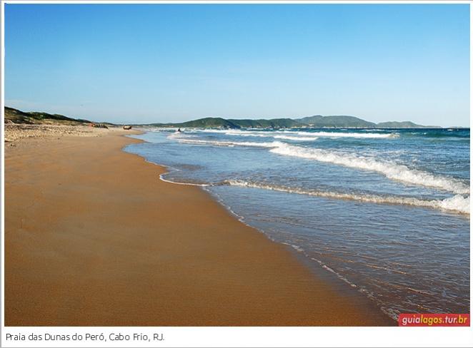 Praia Dunas do Peró