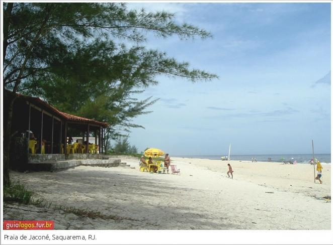 Praia de Jaconé