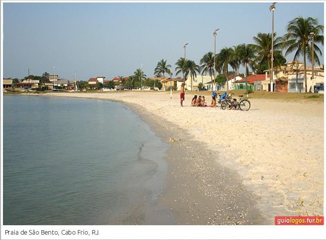 Praia de São Bento