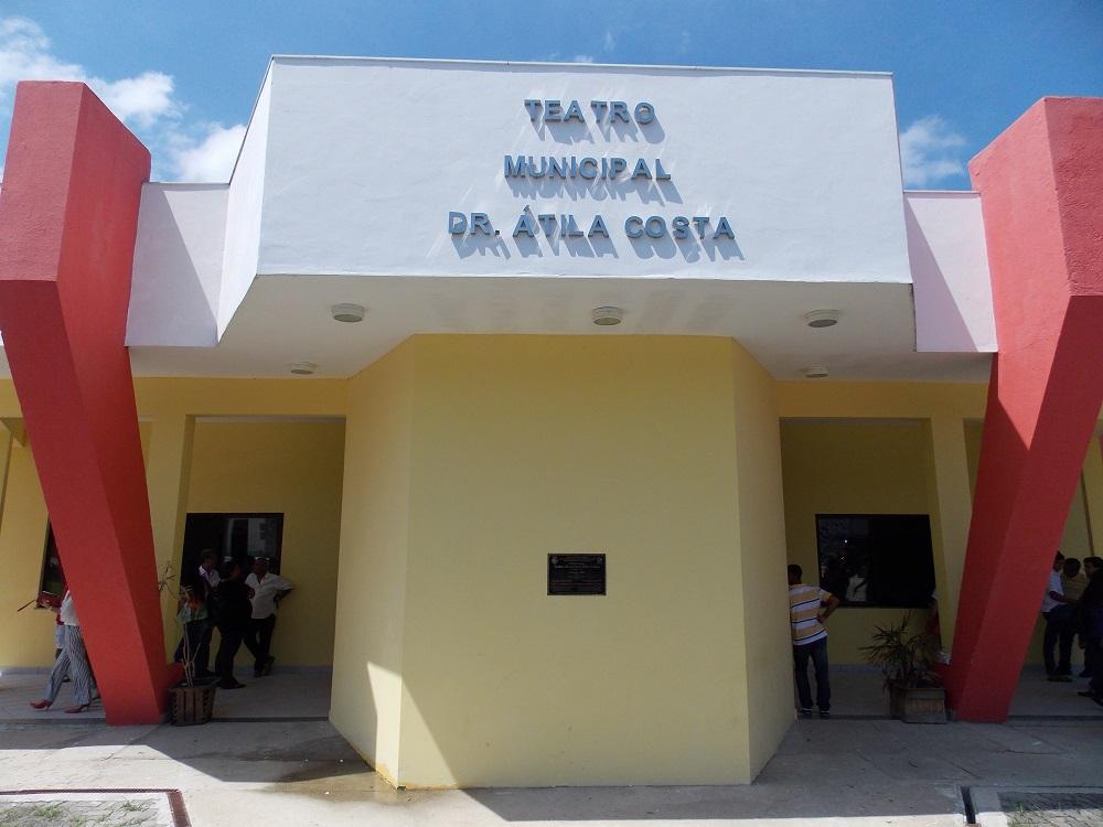 Teatro Municipal Dr. Átila Costa