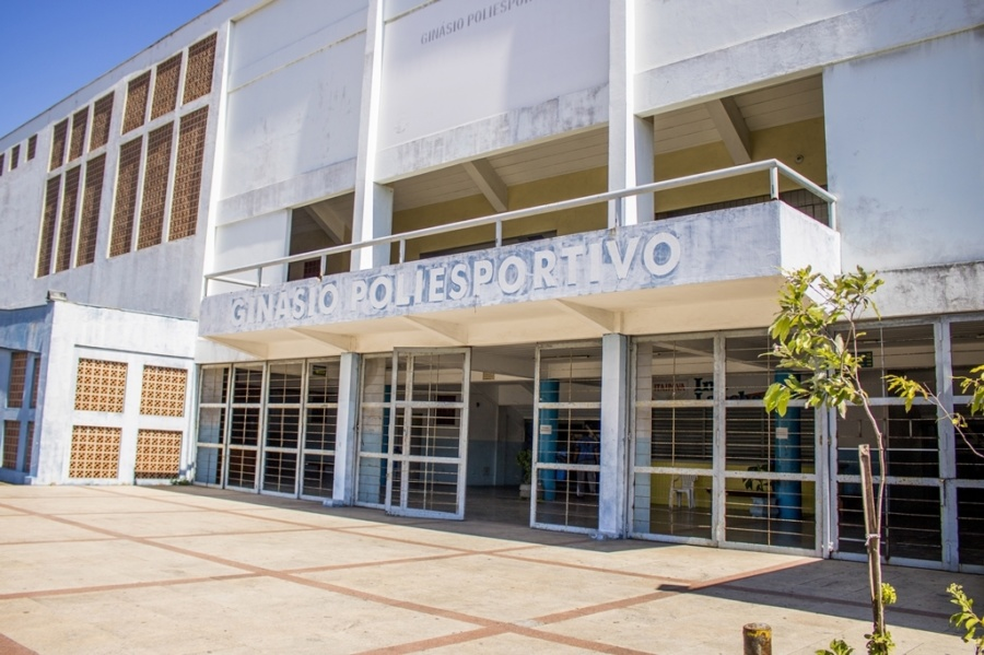 Ginásio Poliesportivo Alfredo Barreto