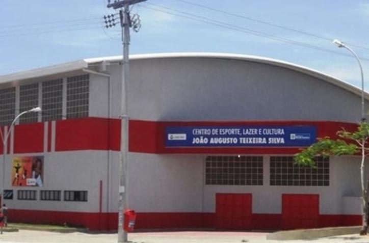 Ginásio Poliesportivo Tamoios