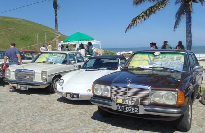 Mostra de Veículos Antigos
