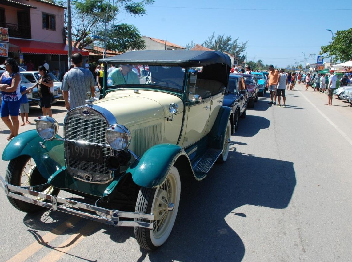 Expo Veículos Antigos