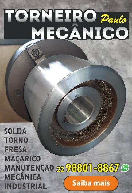 Torneiro Mecânico Paulo