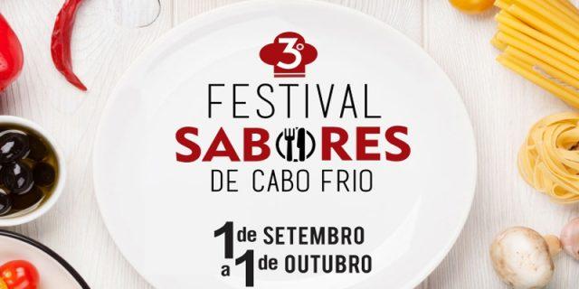 FESTIVAL SABORES DE CABO FRIO