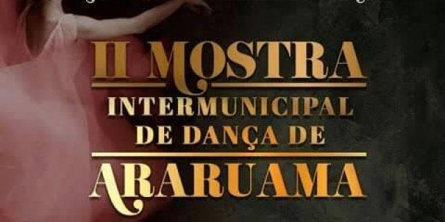 II Mostra Intermunicipal de Dança de Araruama