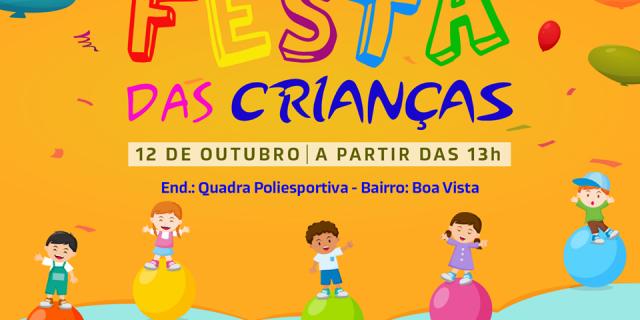 Festa das Crianças Iguaba Grande