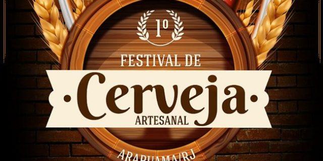 1° Festival de Cerveja Artesanal em Araruama