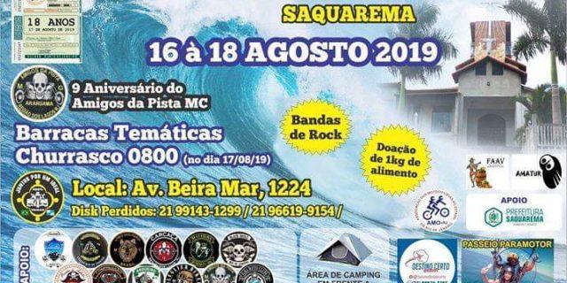 1º Moto Fest Saquarema