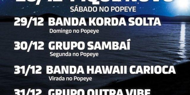 Réveillon de Iguaba