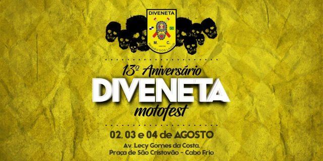 13º Edição Diveneta Moto Fest