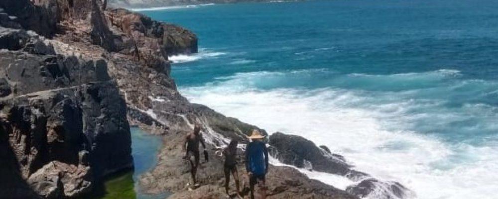 Lago do Amor, em Arraial do Cabo, tem acesso interditado após morte de turista