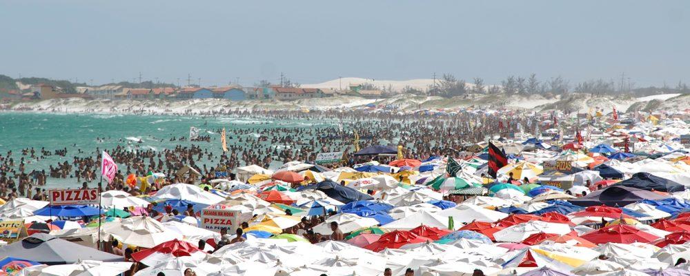 Em 10 anos, Região dos Lagos ganha mais de 100 mil habitantes, segundo IBGE