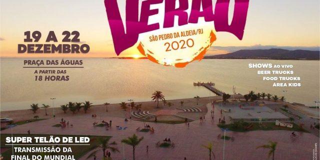 Abertura Verão São Pedro da Aldeia 2020