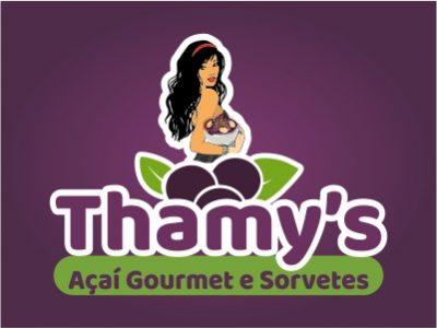 Thamy's Açaí Gourmet e Sorvetes