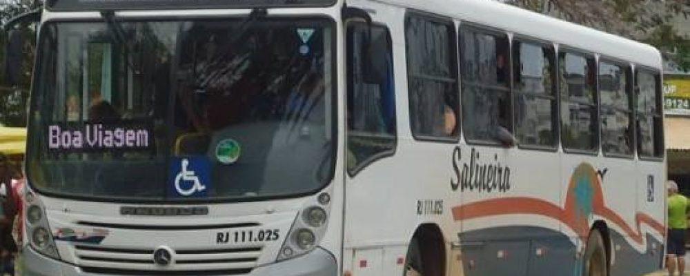 Ônibus da linha entre Cabo Frio e Distritos de Arraial é estendida até Pernambuca