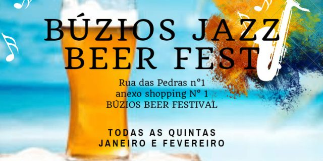 Búzios Jazz Beer Festival