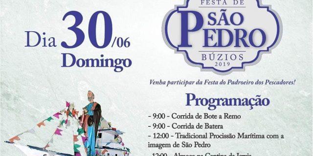 Festa São Pedro Búzios