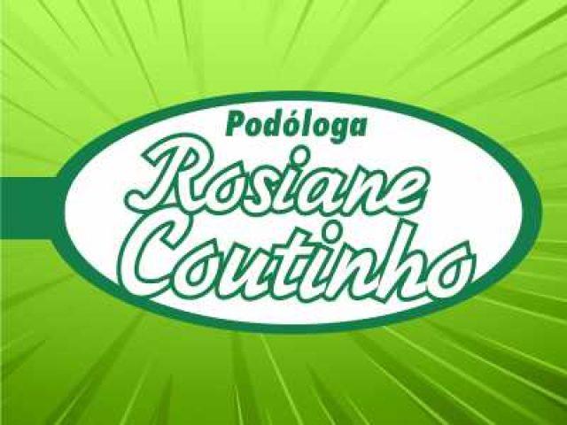 Podóloga Rosiane Coutinho
