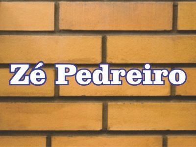Zé Pedreiro